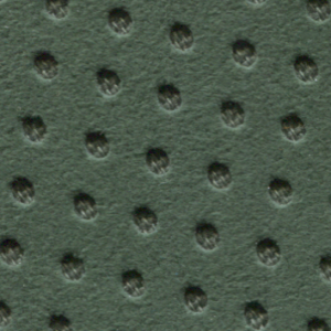 tessuto lancia delta verde forato